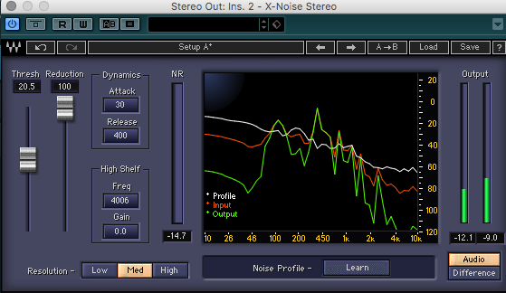 noise reduction blog